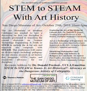 STEM to STEAM 2016