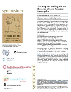 Art Historians of Southern California Conference